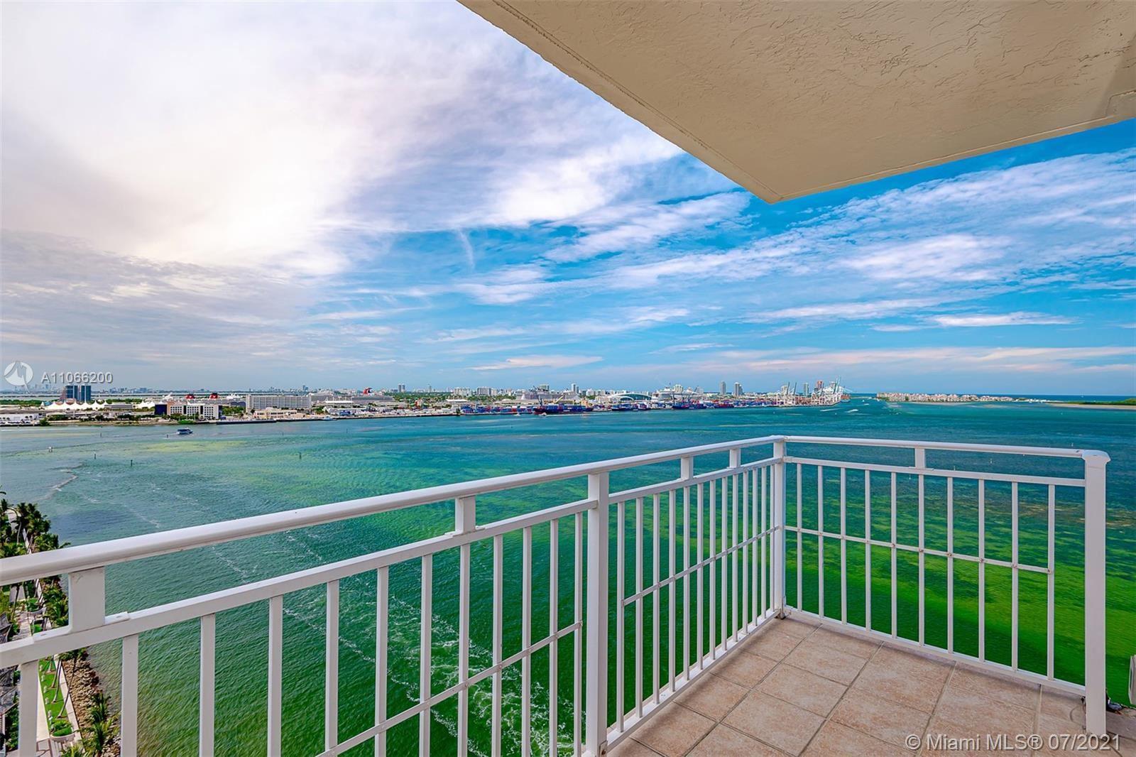 770 Claughton Island Dr #PH-15, Miami, FL 33131 - #: A11066200