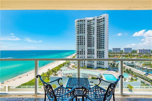 Photo of 16699 Collins Ave #1510, Sunny Isles Beach, FL 33160 (MLS # A10014202)