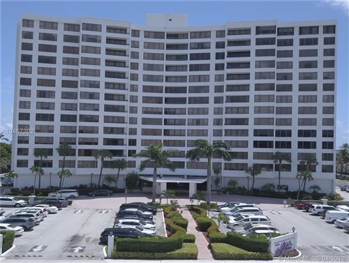 Photo of 3505 S Ocean Dr #106, Hollywood, FL 33019 (MLS # A10457202)