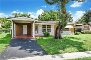 Photo of 3531 NW 37th St, Lauderdale Lakes, FL 33309 (MLS # A10483202)