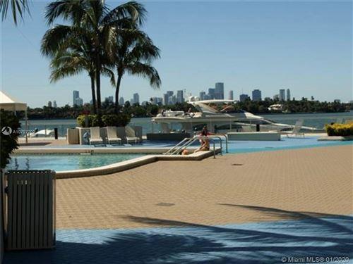 Foto de inmueble con direccion 1000 West Ave #110 Miami Beach FL 33139 con MLS A10797202