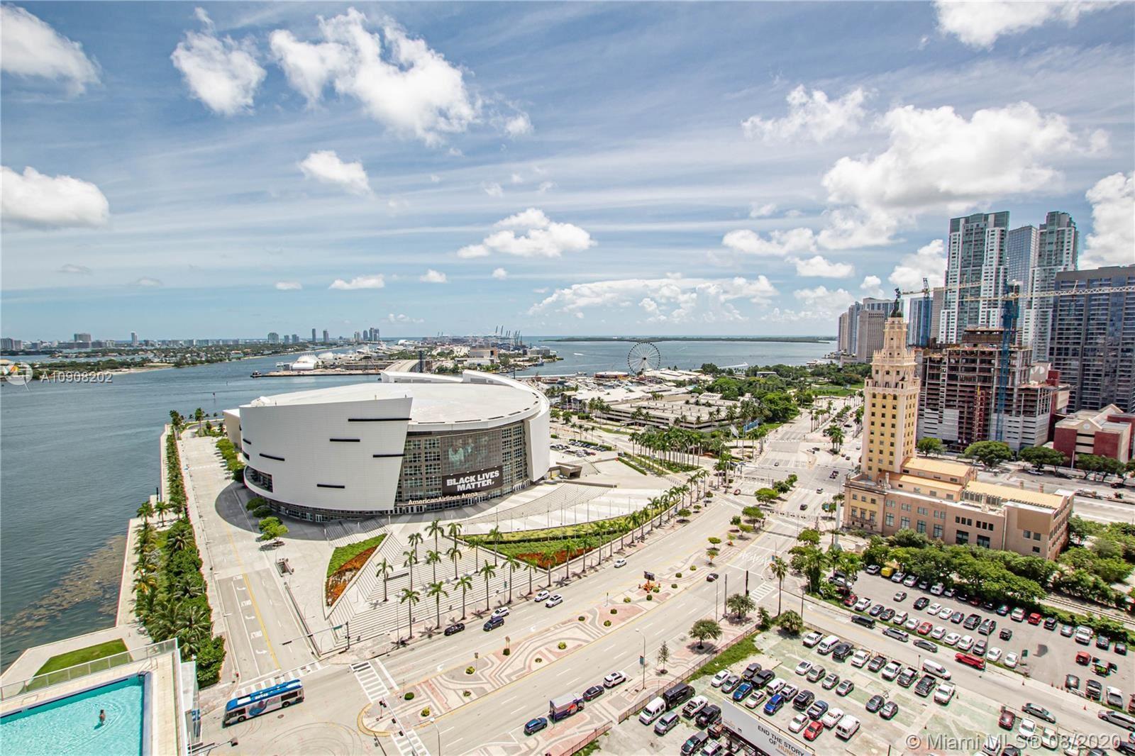 888 Biscayne Blvd #2201, Miami, FL 33132 - #: A10908202