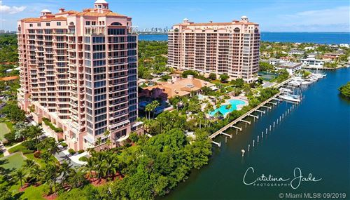 Photo of 60 Edgewater Dr #14E, Coral Gables, FL 33133 (MLS # A10735203)