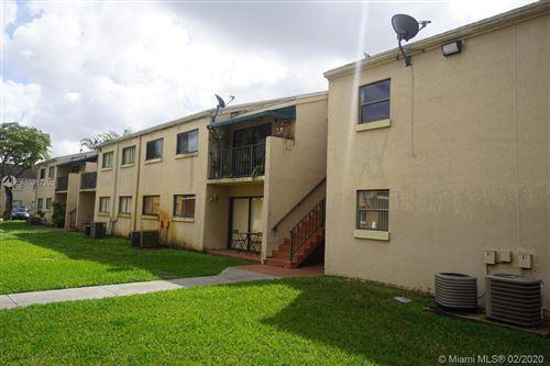 Foto de inmueble con direccion 7427 SW 152nd Ave #12-202 Miami FL 33193 con MLS A10817203