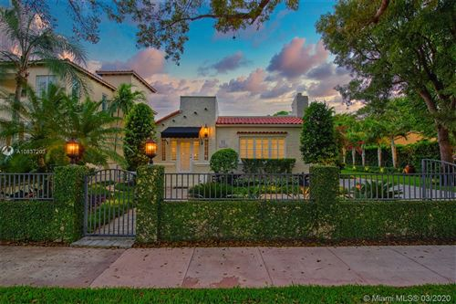 Photo of 616 Alcazar Ave, Coral Gables, FL 33134 (MLS # A10837203)