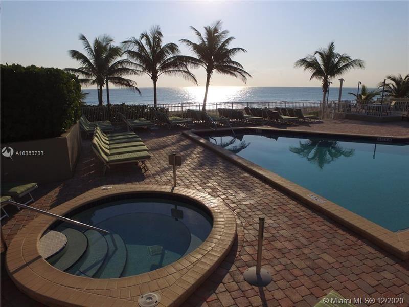 4600 S Ocean Blvd #301, Highland Beach, FL 33487 - #: A10969203