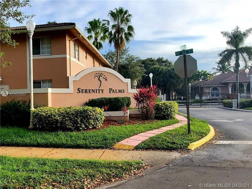 3211 Sabal Palm Mnr #204, Davie, FL 33024 - #: A11031203