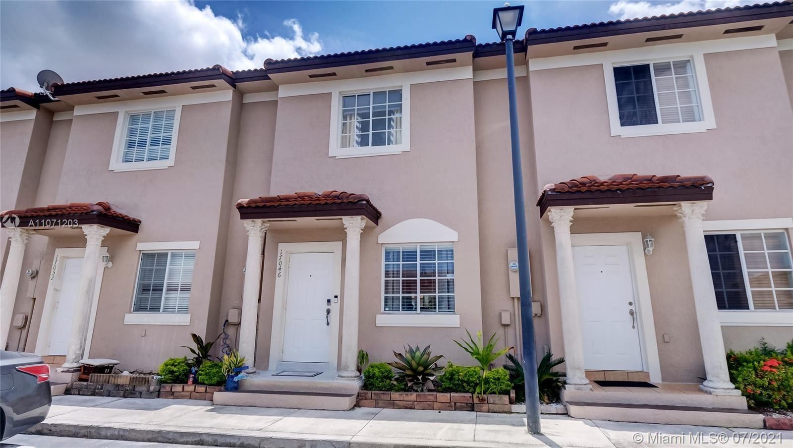 17046 SW 137th Pl, Miami, FL 33177 - #: A11071203