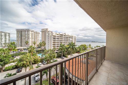 Photo of 1450 Brickell Bay Dr #611, Miami, FL 33131 (MLS # A10806204)