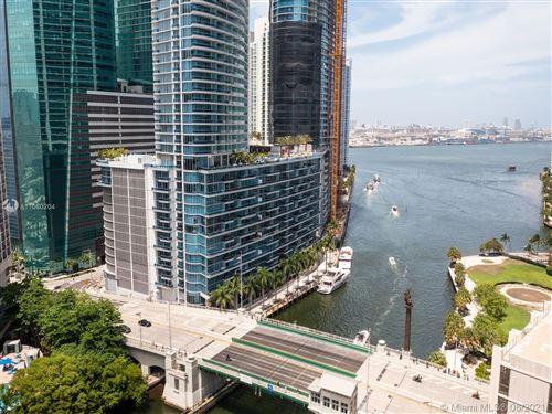 Photo of 200 Biscayne Boulevard Way #702, Miami, FL 33131 (MLS # A11060204)