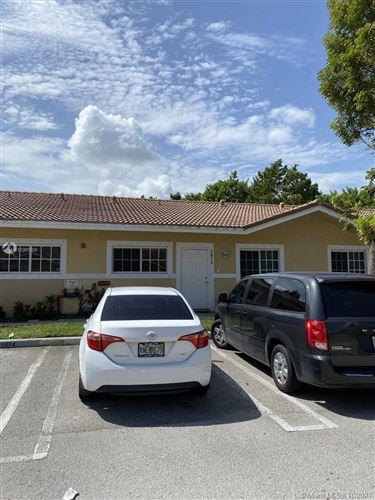 Photo of 3872 SW 48th Ave #3872, Pembroke Park, FL 33023 (MLS # A11097204)