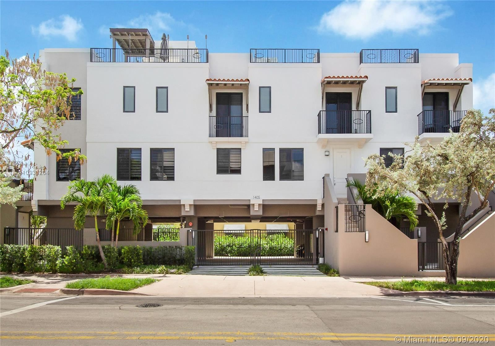 1405 Galiano St #4, Coral Gables, FL 33134 - #: A10933204