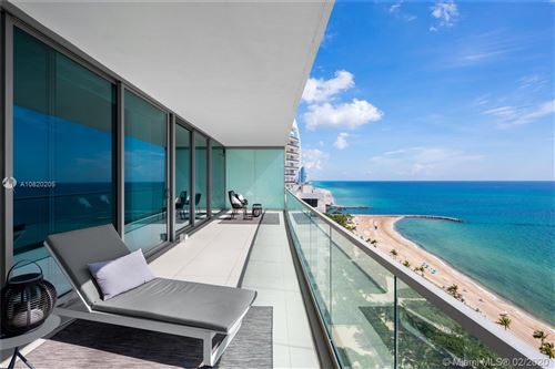 Photo of 10203 Collins Ave. #1902N, Bal Harbour, FL 33154 (MLS # A10820205)