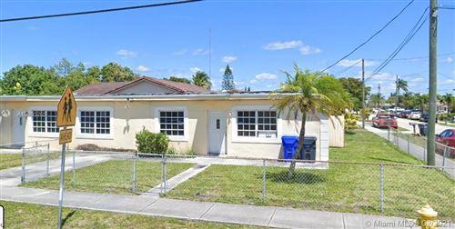 Photo of 4351 SW 24th St #3, West Park, FL 33023 (MLS # A10995205)