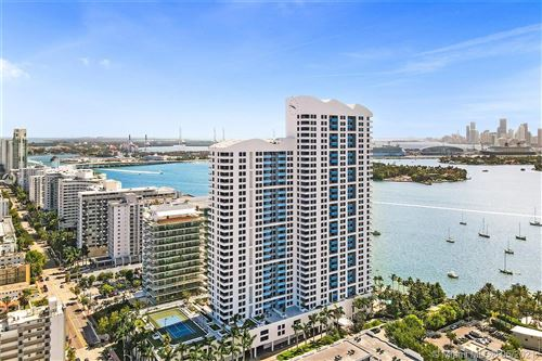 Photo of 1330 West Ave #2303, Miami Beach, FL 33139 (MLS # A11038205)