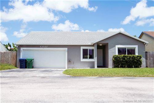 Photo of 13337 SW 112th Pl, Miami, FL 33176 (MLS # A11056205)