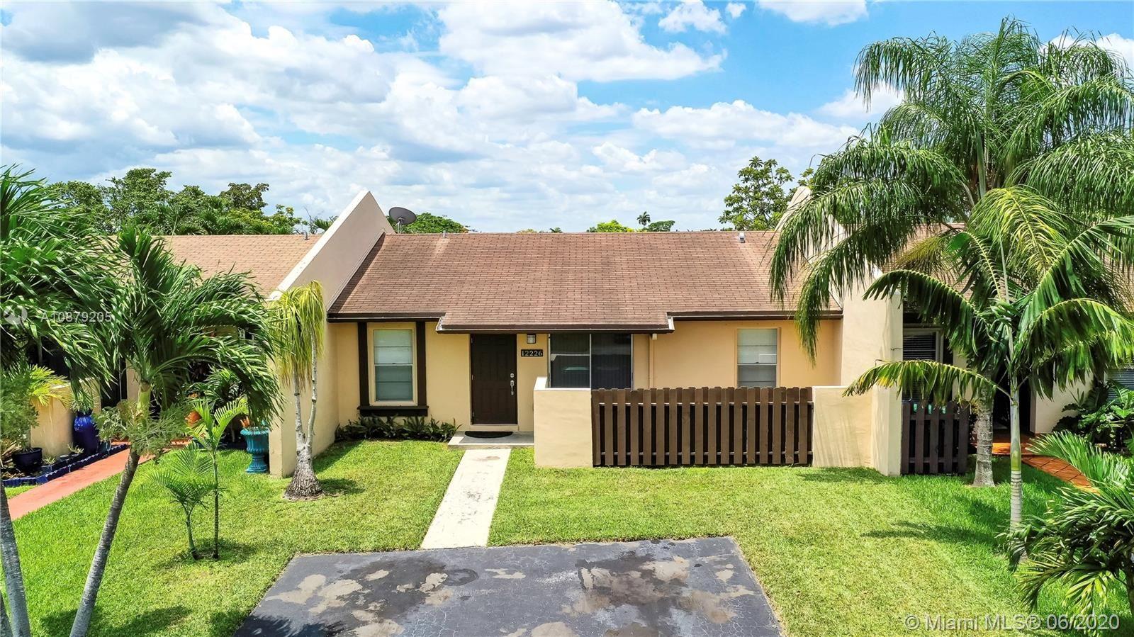 12226 SW 111th Ln #12226, Miami, FL 33186 - #: A10879205