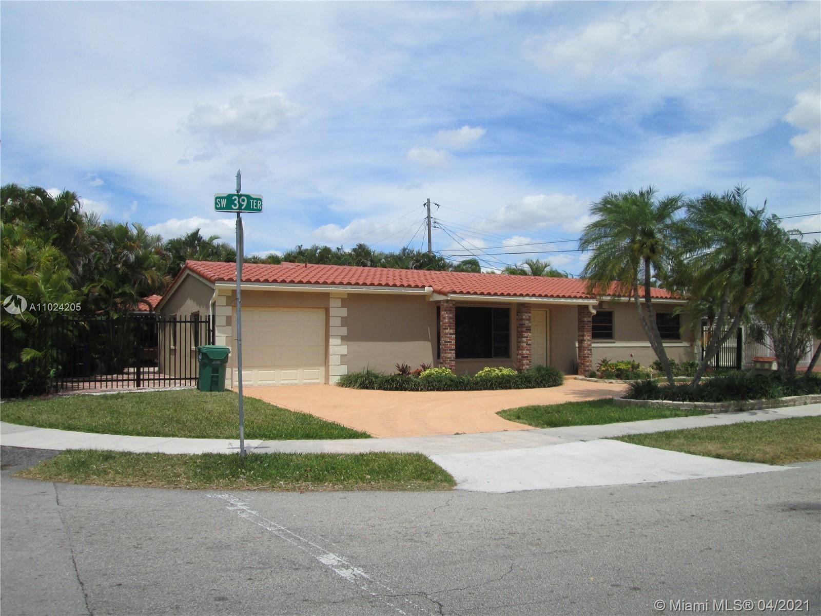 12039 SW 39th Ter, Miami, FL 33175 - #: A11024205