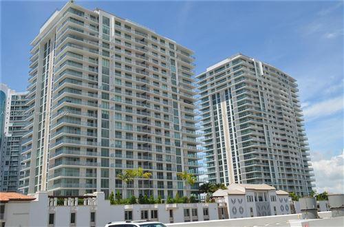 Photo of 300 Sunny Isles Blvd #2105, Sunny Isles Beach, FL 33160 (MLS # A11044206)