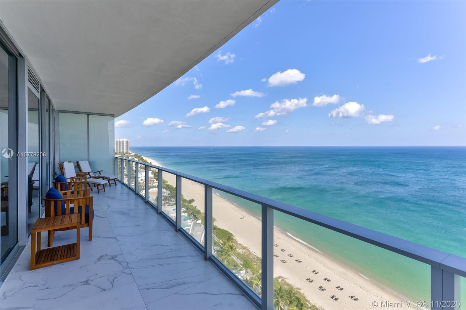2200 N Ocean Blvd #S1801, Fort Lauderdale, FL 33305 - #: A10778206