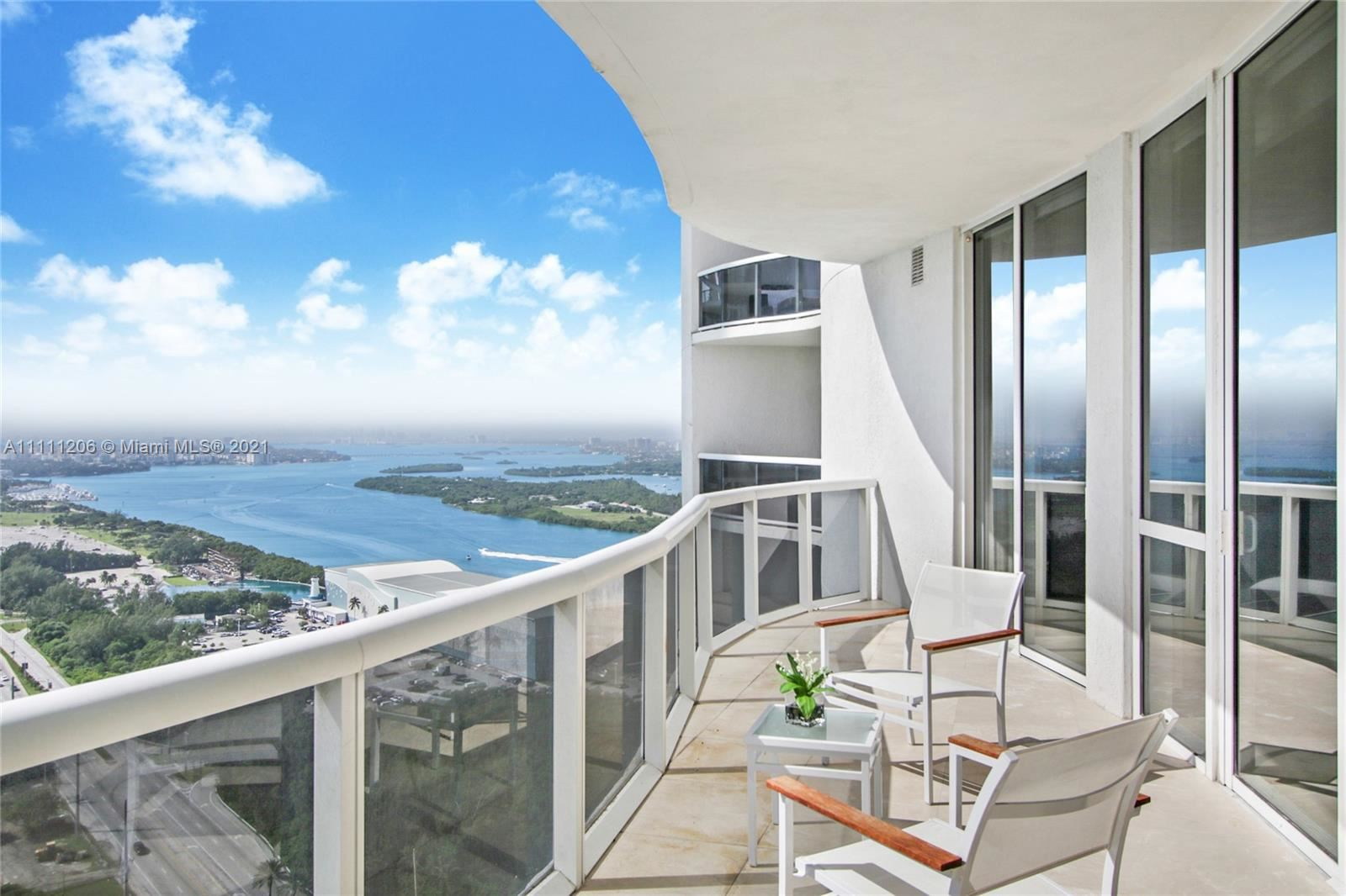 Photo of 15811 Collins Ave #3007, Sunny Isles Beach, FL 33160 (MLS # A11111206)