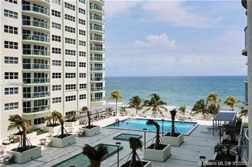Photo of 3400 Galt Ocean Dr #2004S, Fort Lauderdale, FL 33308 (MLS # A10952207)