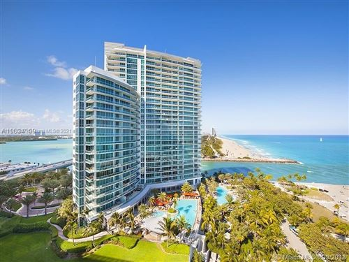 Photo of 10295 COLLINS AVE #616, Bal Harbour, FL 33154 (MLS # A11111207)