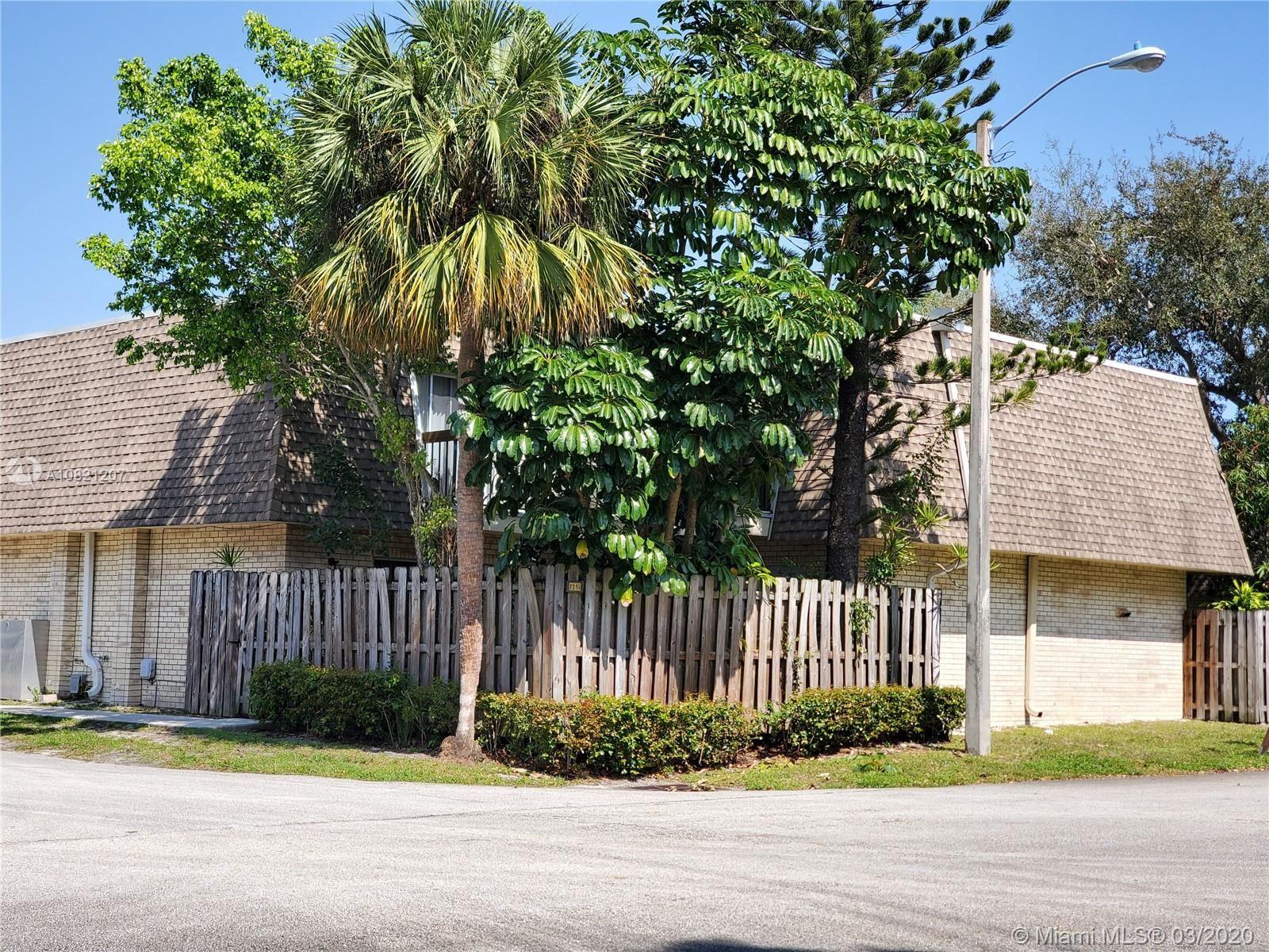 8215 SW 24th St #19D, North Lauderdale, FL 33068 - #: A10821207