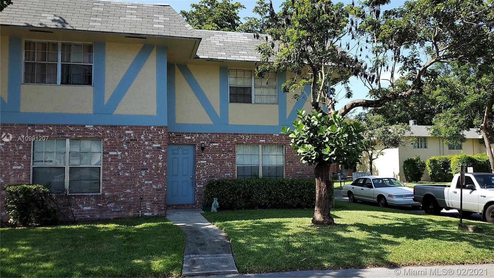 7505 Kimberly Blvd #122, North Lauderdale, FL 33068 - #: A10991207