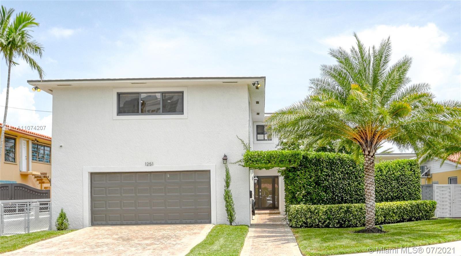 Photo of 1251 NE 82nd St, Miami, FL 33138 (MLS # A11074207)