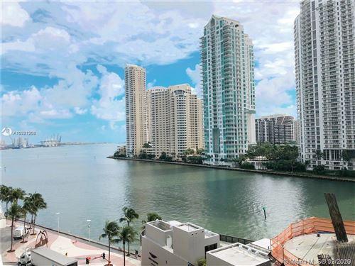 Photo of 300 S Biscayne Blvd #L-802, Miami, FL 33131 (MLS # A10921208)