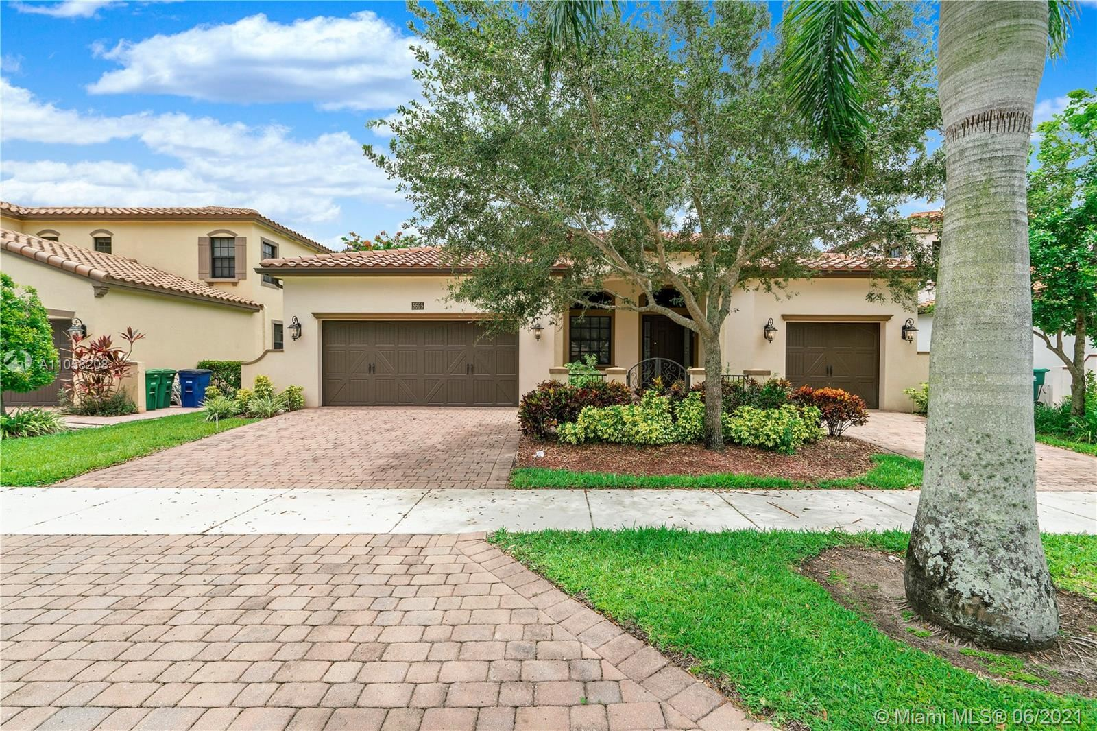 3695 NW 87th Ave, Cooper City, FL 33024 - #: A11058208