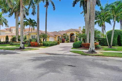 Photo of 2680 Riviera Ct, Weston, FL 33332 (MLS # A10891209)