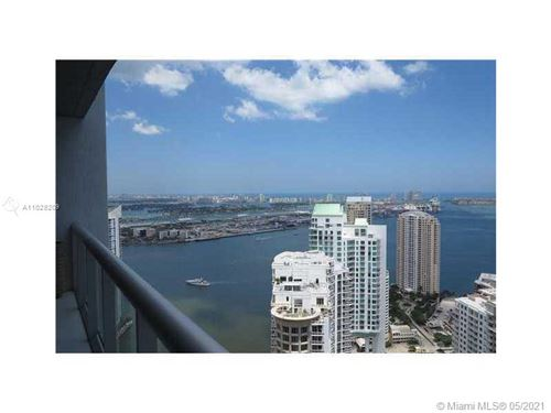 Photo of 475 BRICKELL AV #5007, Miami, FL 33131 (MLS # A11028209)
