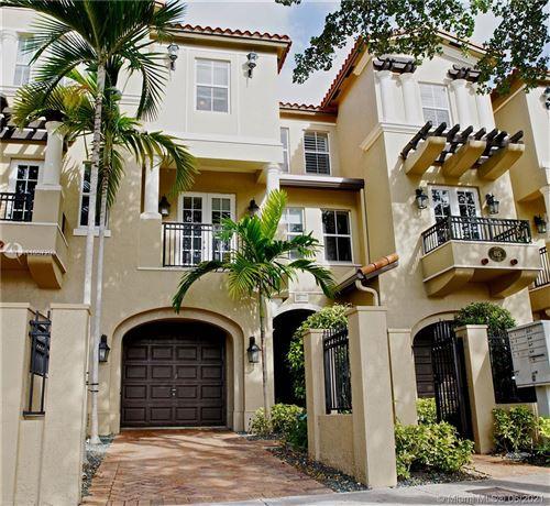 Photo of 615 Santander Ave #B, Coral Gables, FL 33134 (MLS # A11057209)