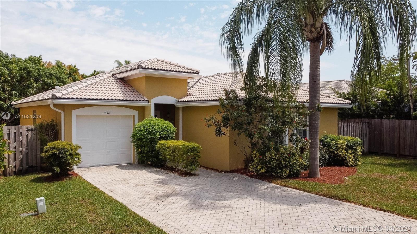 15417 SW 141st Ter, Miami, FL 33196 - #: A11031209