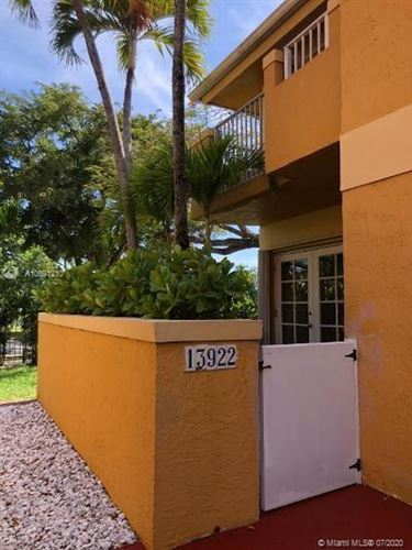 Photo of Listing MLS a10891210 in 13922 SW 65th Ter #6 Miami FL 33183