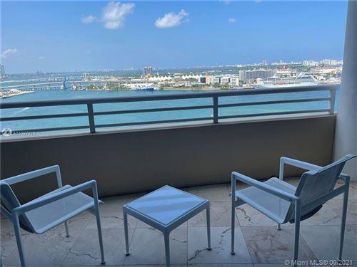 Photo of 848 Brickell Key Dr #2202, Miami, FL 33131 (MLS # A11097210)