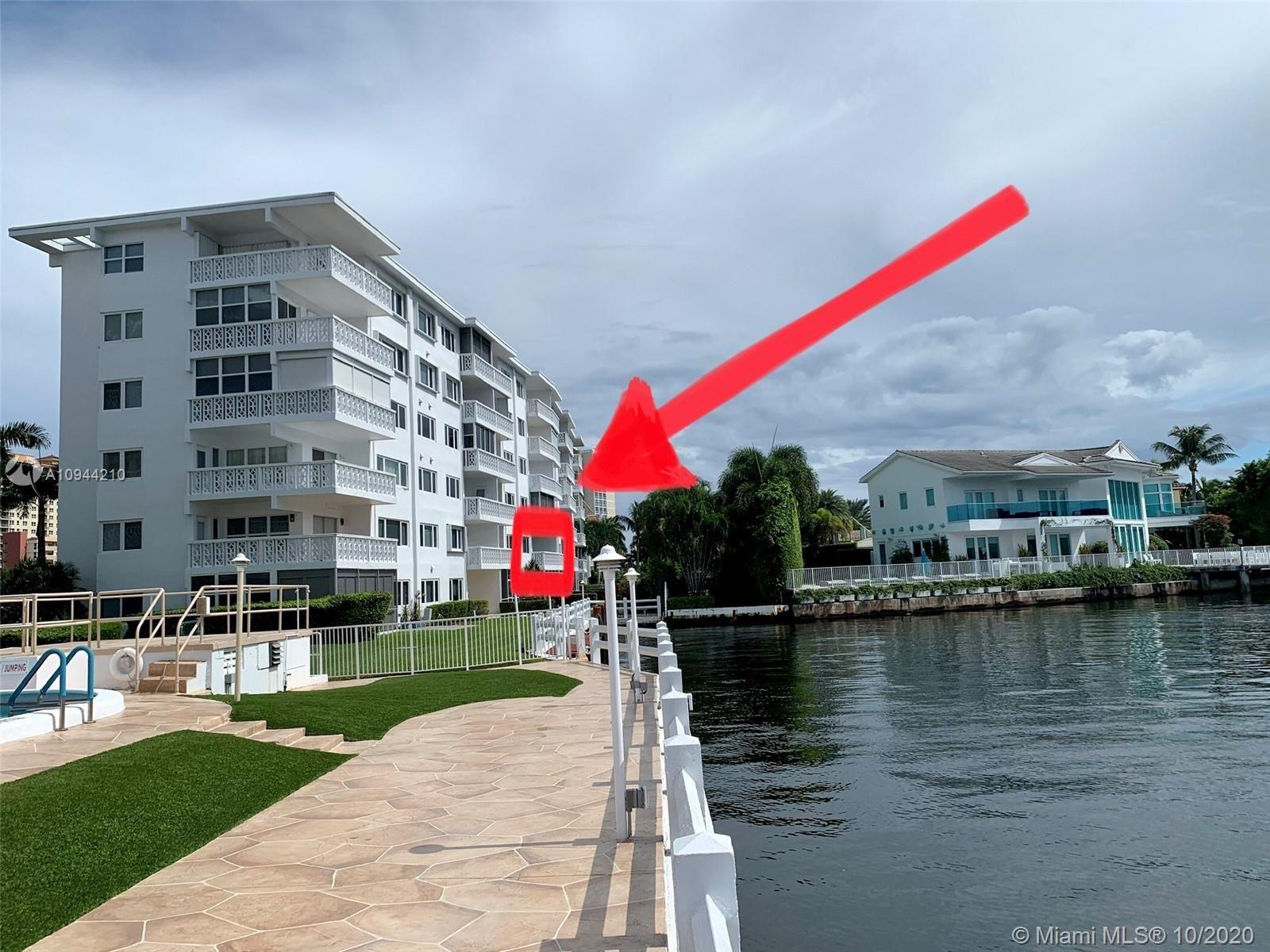 Photo of 3209 S Ocean Dr #2K, Hallandale Beach, FL 33009 (MLS # A10944210)