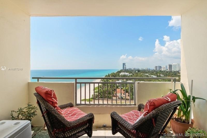 Photo for 3180 S Ocean Dr #1009, Hallandale Beach, FL 33009 (MLS # A11077210)