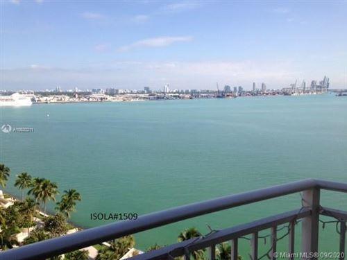Foto de inmueble con direccion 770 Claughton Island Dr #1509 Miami FL 33131 con MLS A10920211