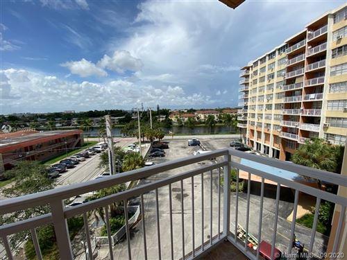 Photo of 2025 NE 164th St #516, North Miami Beach, FL 33162 (MLS # A10923211)