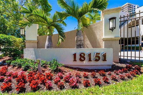 Photo of 18151 NE 31st Ct #108, Aventura, FL 33160 (MLS # A11036211)
