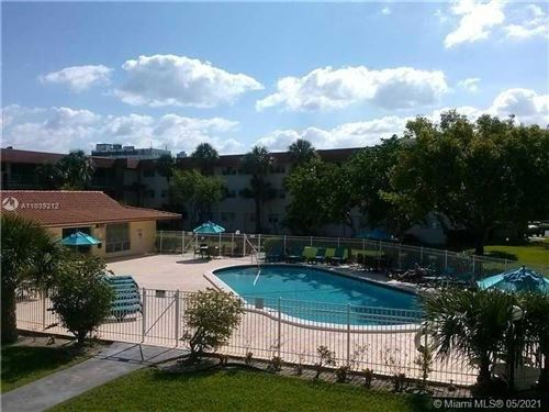Photo of 270 Layne Blvd #307, Hallandale Beach, FL 33009 (MLS # A11039212)