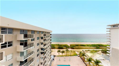 Photo of 9273 Collins Ave #1111, Surfside, FL 33154 (MLS # A11088212)