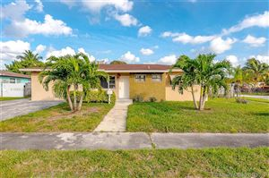 Photo of Listing MLS a10591213 in 19801 NW Miami Ct. Miami Gardens FL 33169
