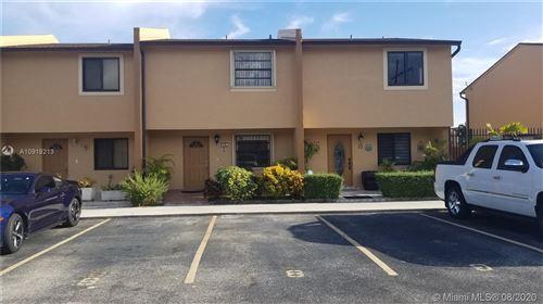 Photo of 3731 SW 99th Ave #8-10, Miami, FL 33165 (MLS # A10919213)