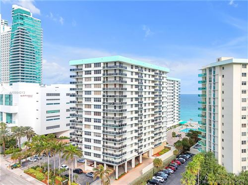 Photo of 3725 S Ocean Dr #411, Hollywood, FL 33019 (MLS # A10984213)