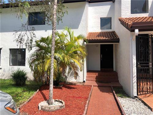 Photo of 1361 SW 124th Ct #E-6, Miami, FL 33184 (MLS # A11075213)