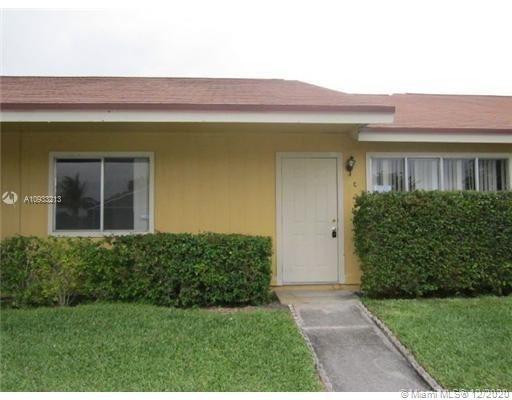 4787 Orleans Ct #C, Haverhill, FL 33415 - #: A10933213